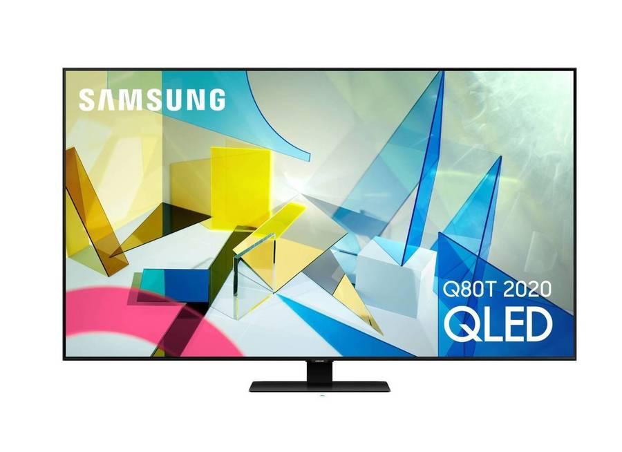 QLED QE55Q80T 2020, SERIE 8