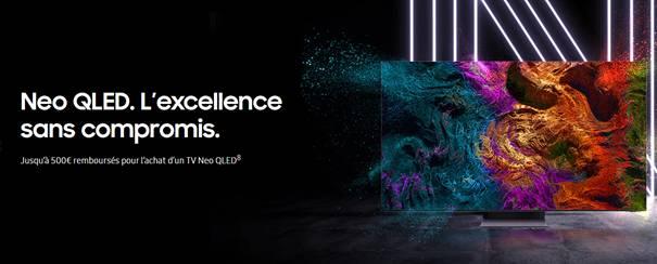 Nouveau : découvrez les Neo QLED Samsung